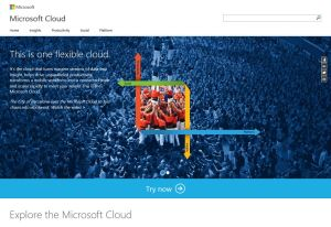 web Microsoft Cloud