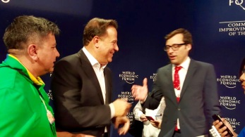 Juan Carlos Varela WEF LAC (2015)