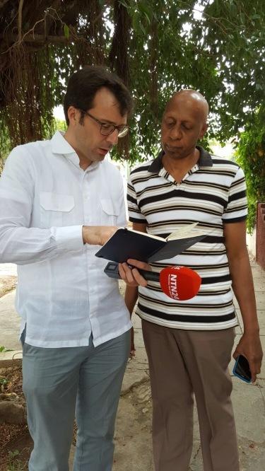 Guillermo Fariñas, Cuba (2016)