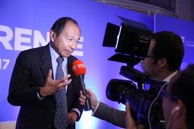 Frank Fukuyama CAF (2017)